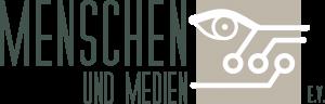 Menschen und Medien Logo